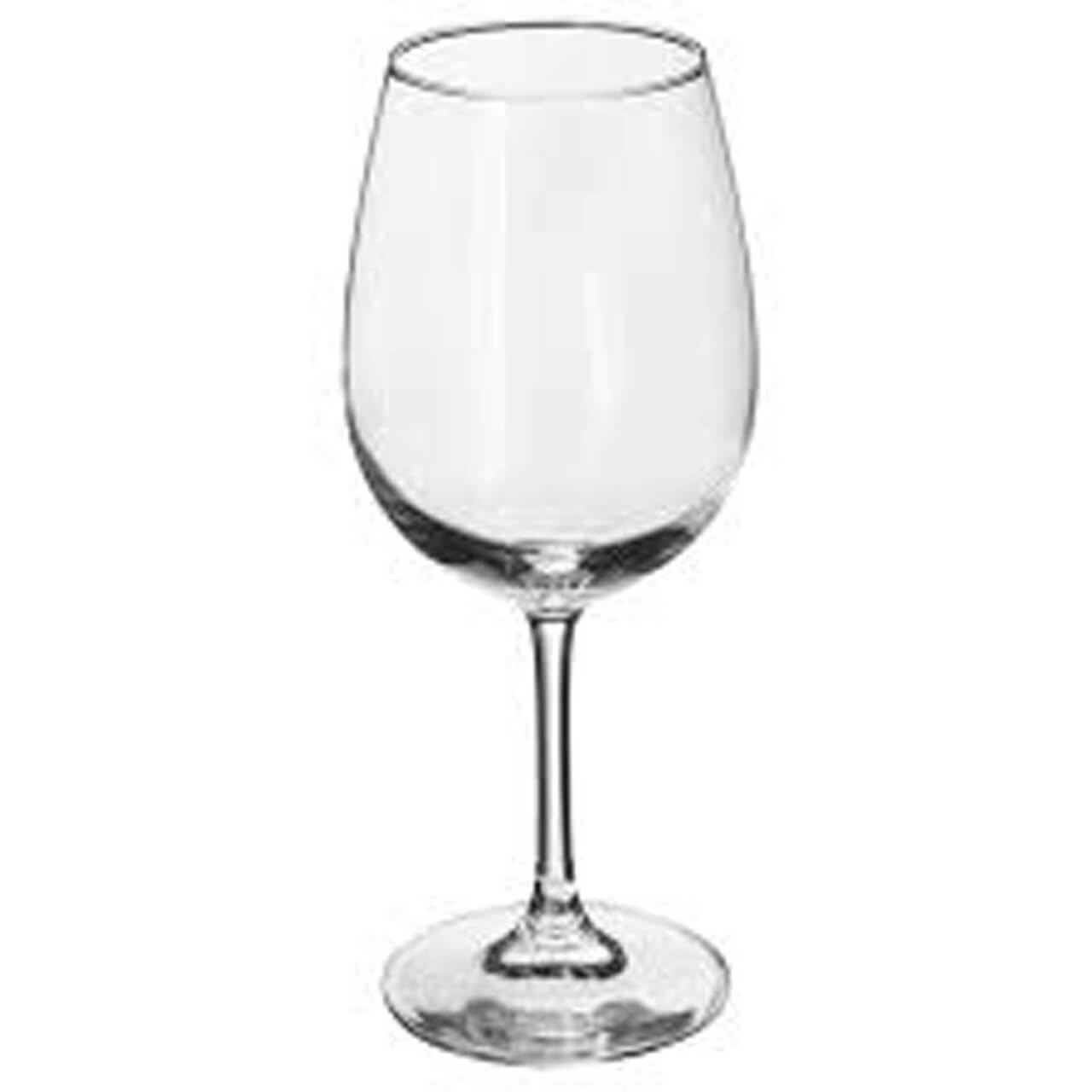 Party Rental All Purpose Wine Glass Sw Florida