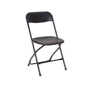rental event folding chair