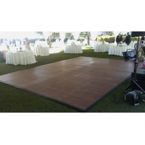 Dark Maple Dance Floor