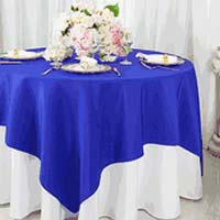 Tablecloth Overlays