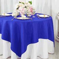 Tablecloth Overlays
