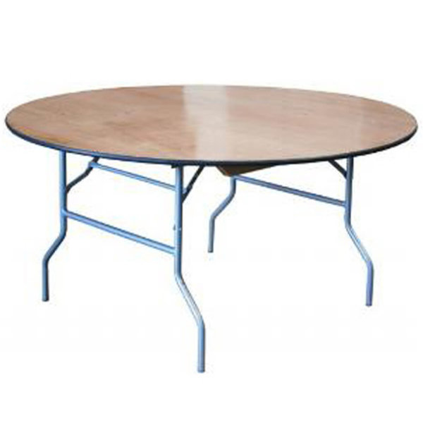 Round Banquet Tables