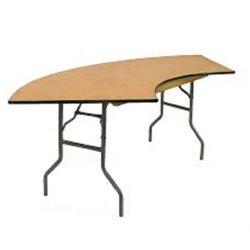 Serpentine Tables
