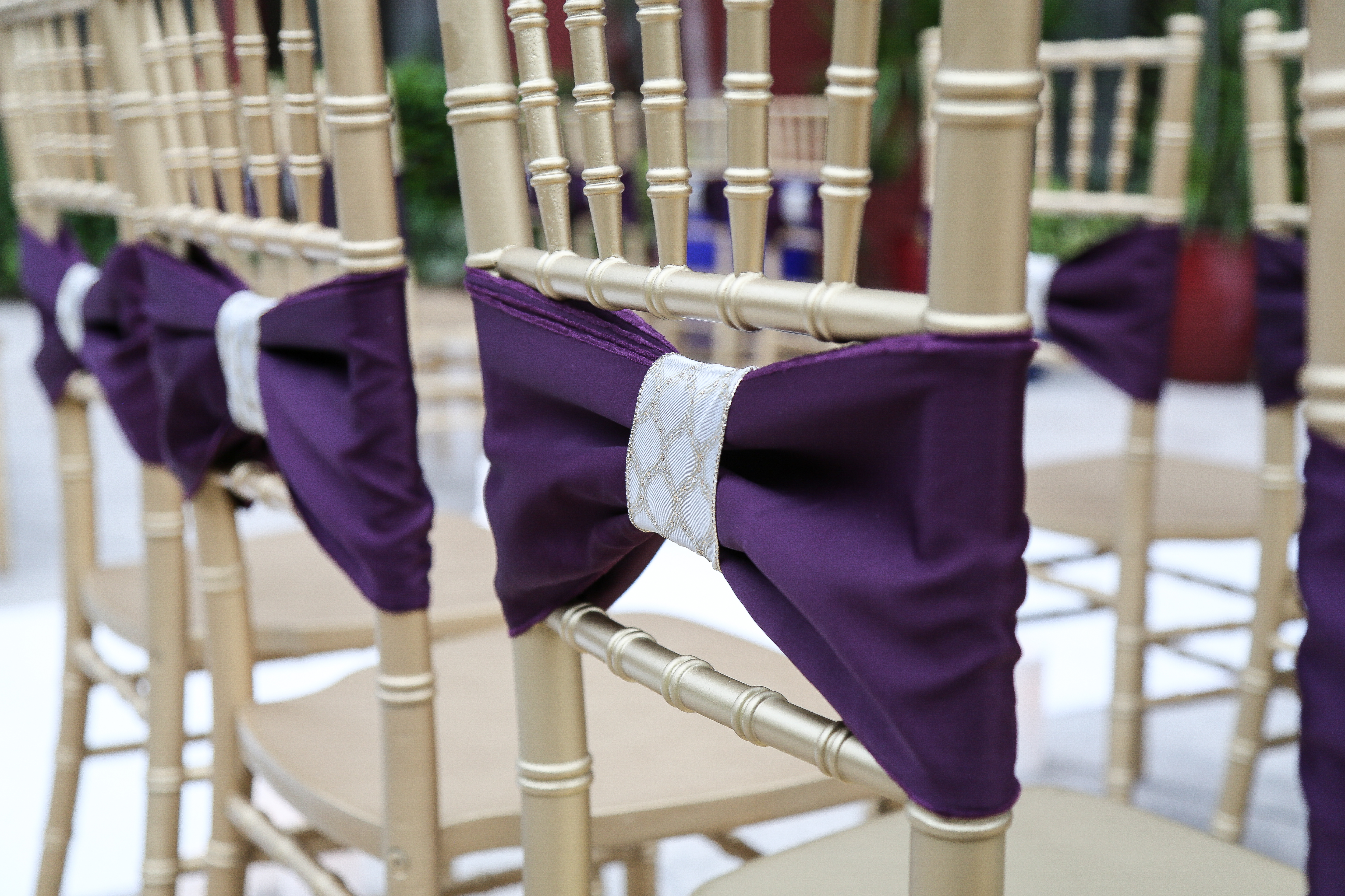 Selecting the best chair for your event Exclusive Affair