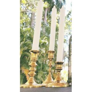 Brass candlesticks1