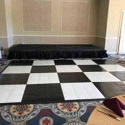 Staging & Flooring