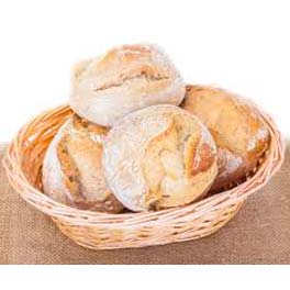 Natural Oval Bread Basket