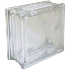 Square Glass Block